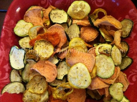 Dehydrated-Veggie-Chips