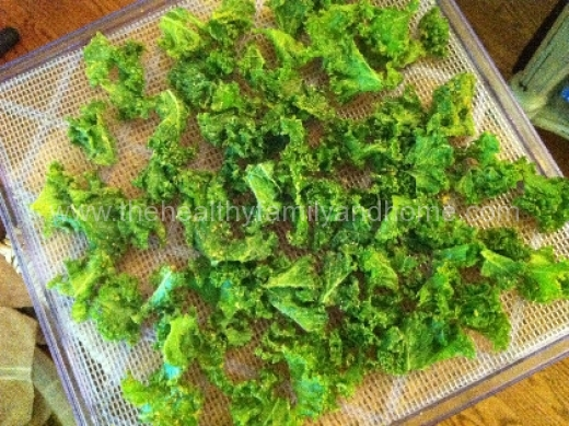 Dehydrated-Kale