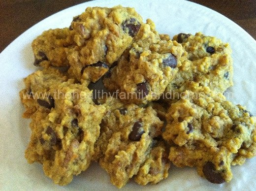 Vegan-Pumpkin-Chocolate-Chip-Cookies