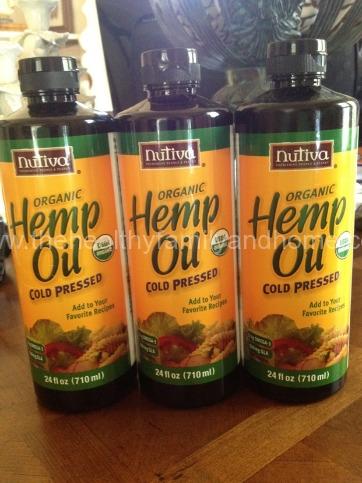 Hemp Oil Resist