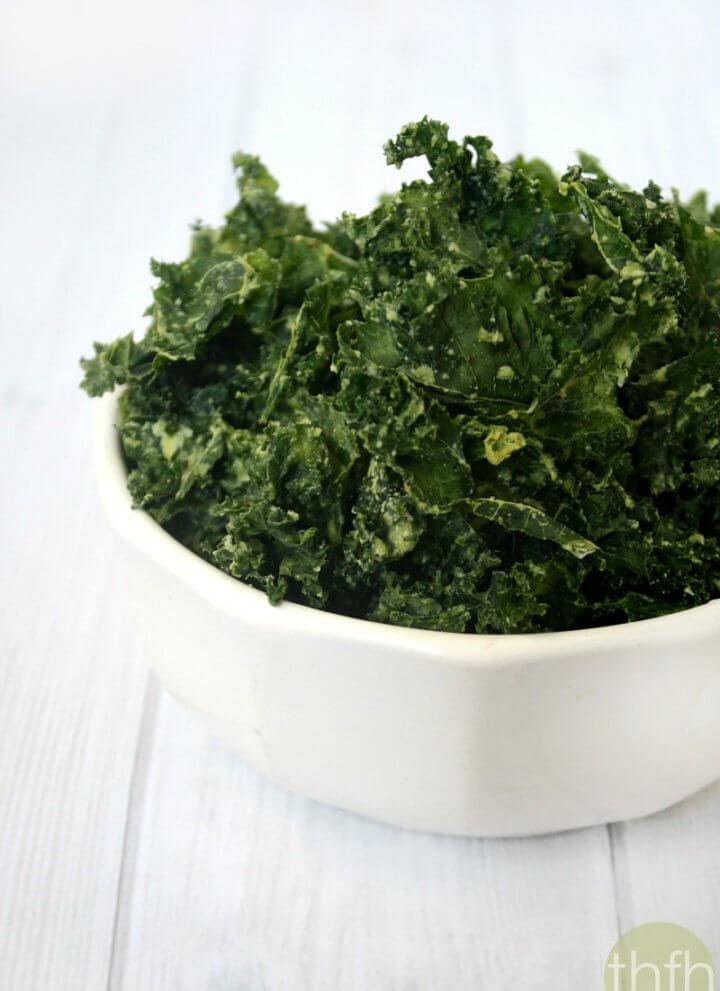Jalapeno Kale Chips