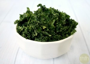 Jalapeno Kale Chips (Raw, Vegan, Gluten-Free, Dairy-Free, Paleo-Friendly)