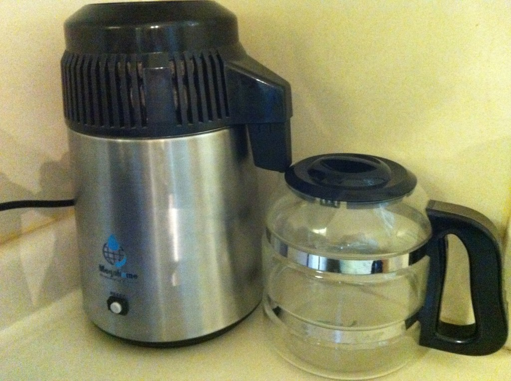 NutriTeam Water Distiller Review