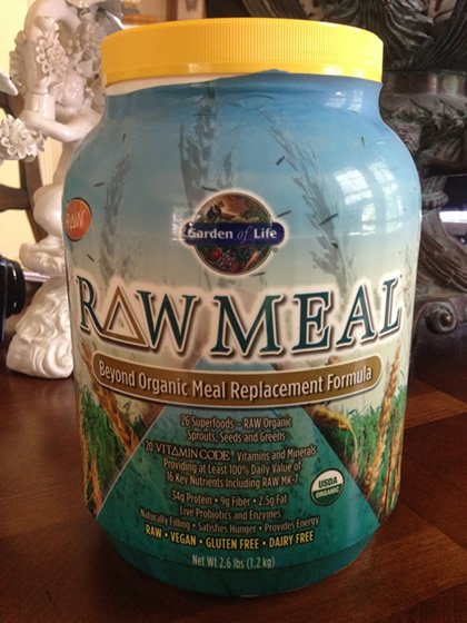 Garden Of Life Raw Meal Replacement The Healthy Family And Home