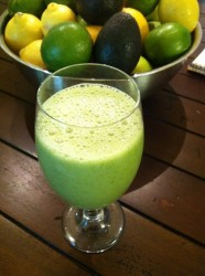 Kale-and-Banana-Green-Smoothie