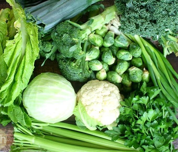 Vegan Sources of Protein and Calcium