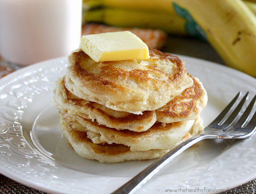 Fluffy-Vegan-Pancakes