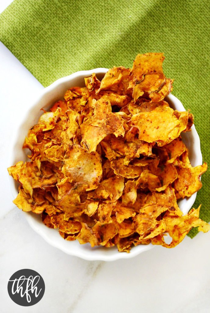 Food Dehydrator Recipes Potato Chips