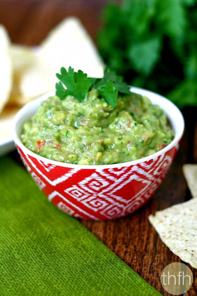 Classic Guacamole | The Healthy Family and Home