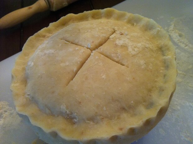 Vegan Pot Pie Crust