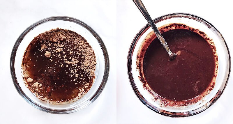 How To Make The BEST Gluten-Free Vegan Raw Chocolate Sauce - Step 2