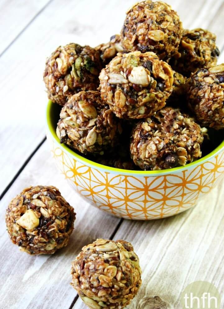 Nuttzo Chocolate Nut and Seed Balls
