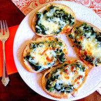 Vegan-Spinach-and-Cheese-on-Sourdough-Batard