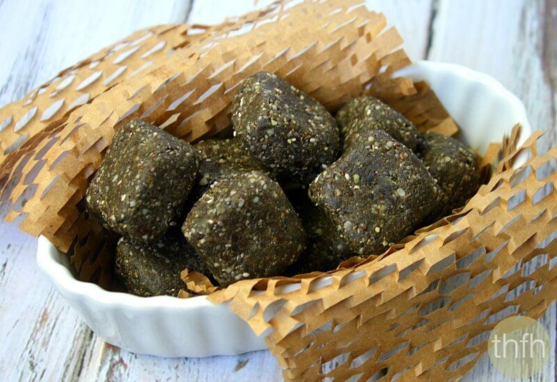 Raw Superfood Squares