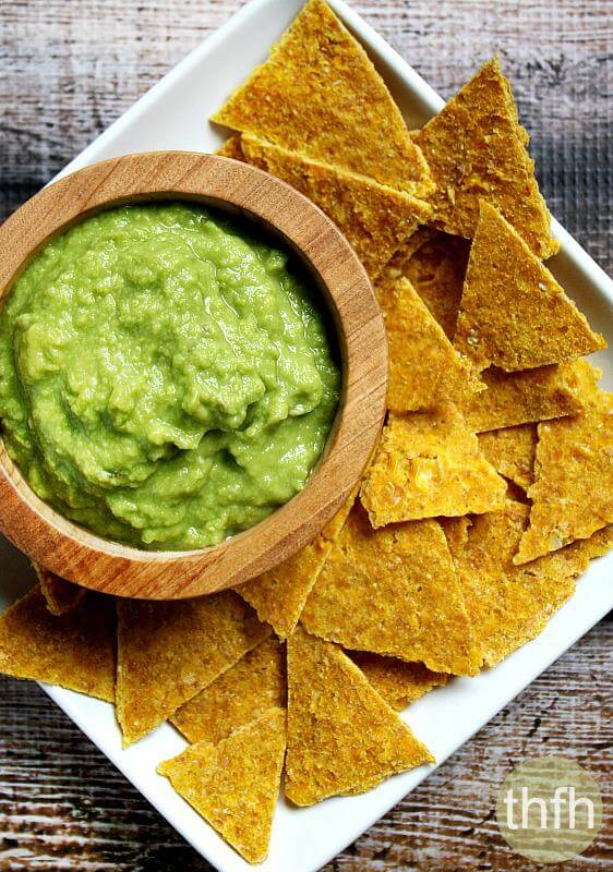 Raw Corn Chips | The Healthy Family and Home