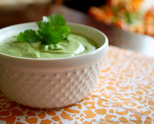 Creamy-Raw-Hemp-Cilantro-Dressing
