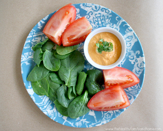 Raw-Vegan-Roma-Tomato-and-Tahini-Dressing