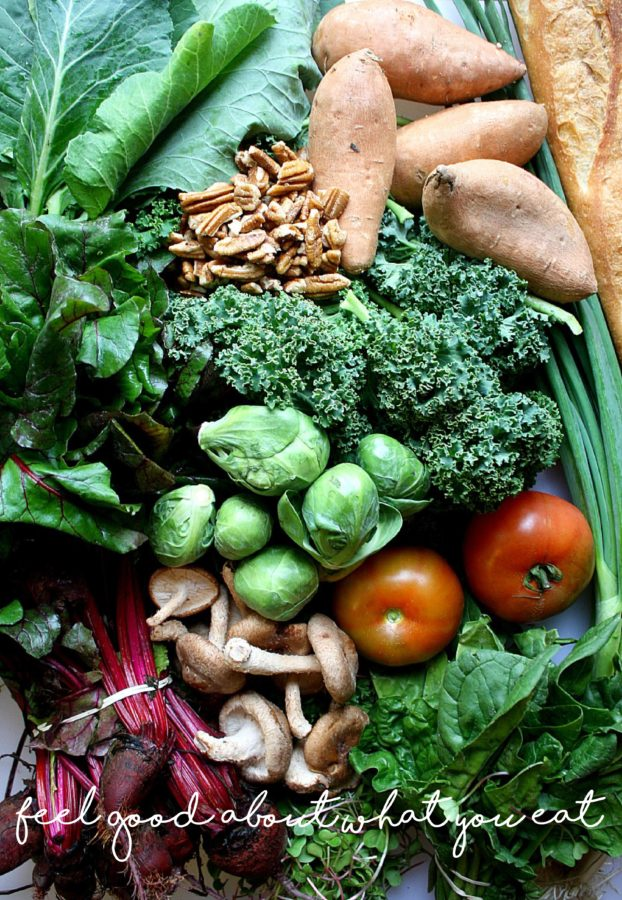 """""""5 Fast Facts"""" of Nutrient-Dense Foods"""