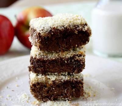Vegan-Cacao-Almond-Baked-Breakfast-Quinoa-Bars