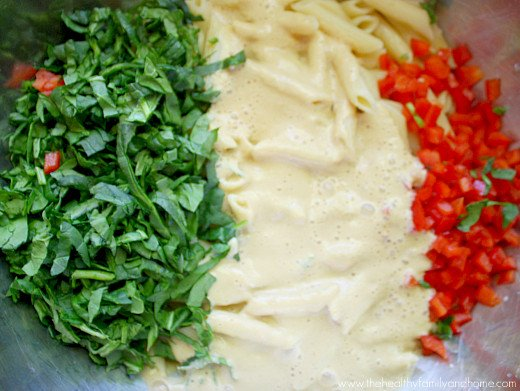 Vegan Baked Penne with Spicy Rose' Sauce