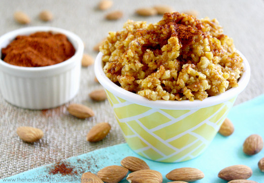 Raw-Vegan-Chipolte-Almond-Spread