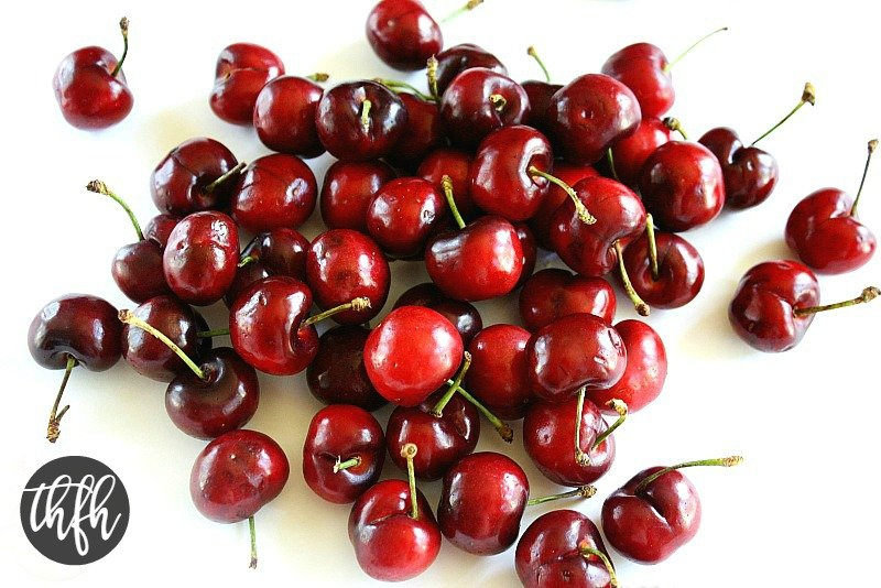 Clean Eating Vegan Chocolate Covered Cherries | The Healthy Family and Home