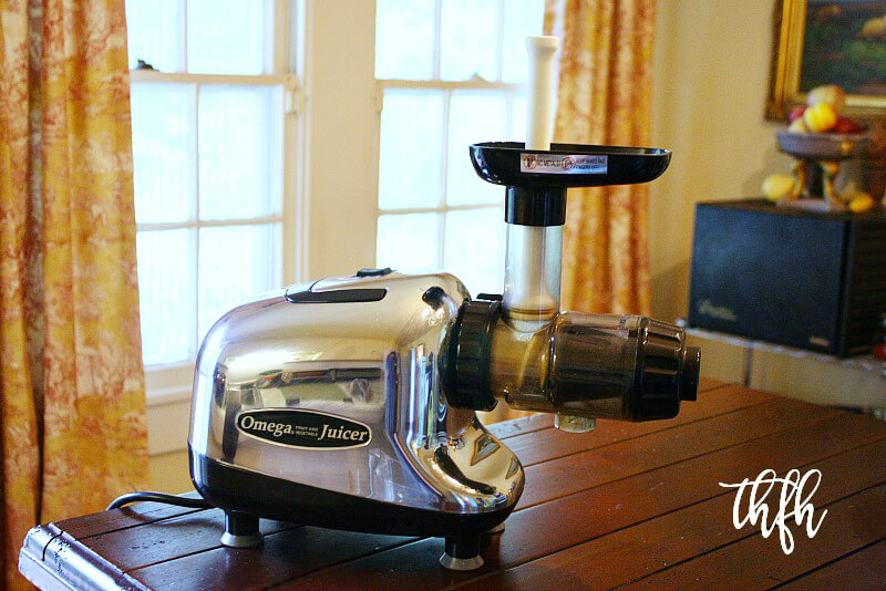 Omega Juicer | The Healthy Family and Home