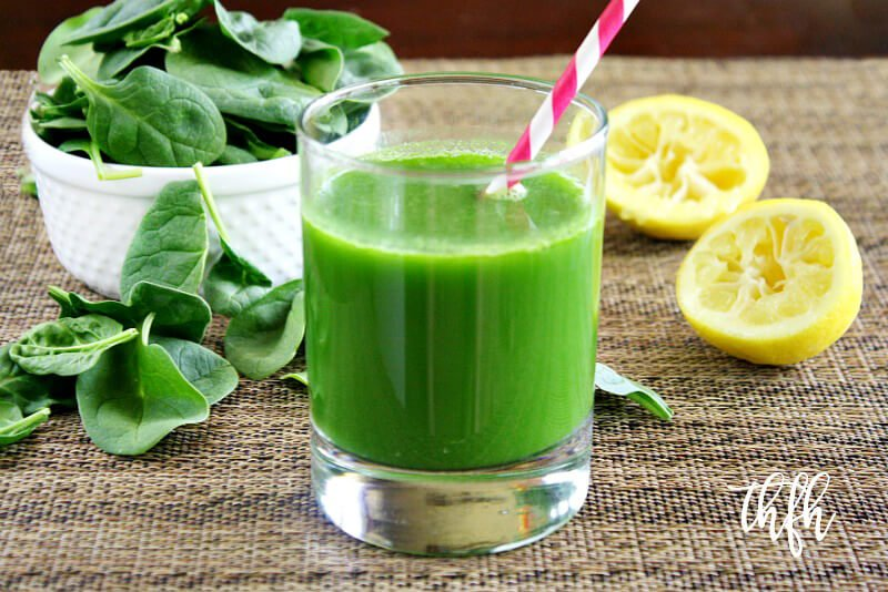 Spinach Cucumber and Celery Juice | The Health Family and Home