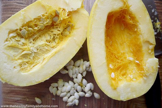 how-to-make-spaghetti-squash-pasta