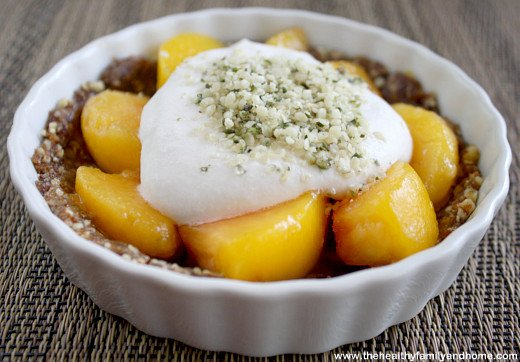 Raw-Peach-Tart