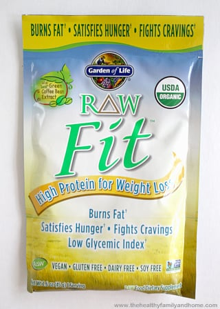 Raw Fit From Garden Of Life