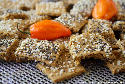 Raw-Vegan-Habanero-Pepper-Crackers