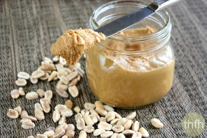 How To Make Homemade Peanut Butter (Vegan, Gluten-Free, Dairy-Free, Sugar-Free)
