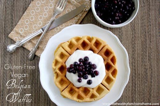 Gluten-Free-Vegan-Waffles