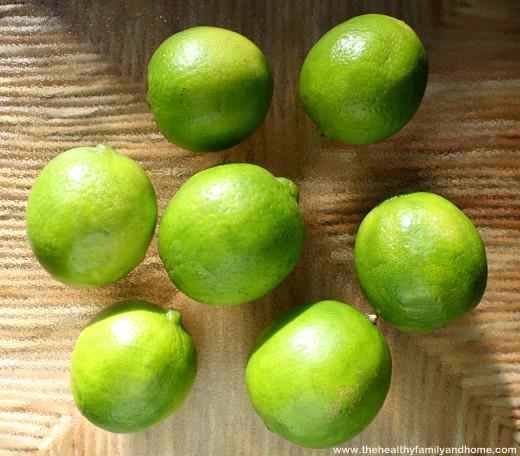 Organic-Limes