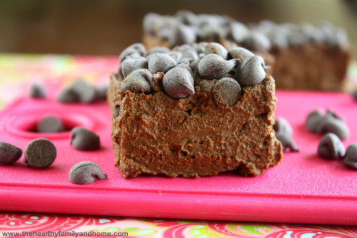 Healthy-Chocolate-Mint-Fudge