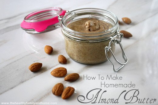 How-To-Make-Homemade-Almond-Butter