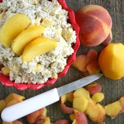 Healthy Clean Eating Quinoa and Fruit Breakfast Porridge   The Healthy Family and Home