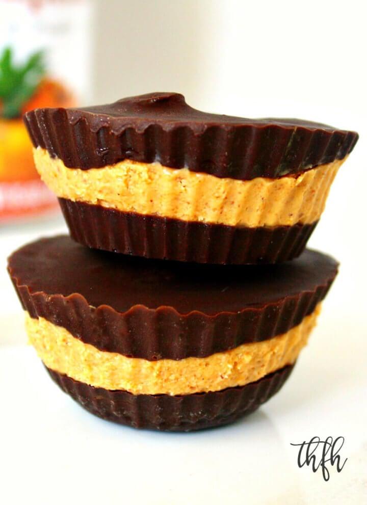Pumpkin Nut Butter Cups
