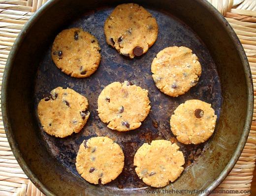 Grain-Free-Chocolate-Chip-Pumpkin-Cookies