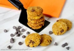 Grain-Free-Chocolate-Chip-Pumpkin-Cookies