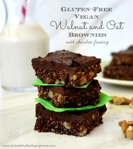 Gluten-Free-Vegan-Walnut-and-Oat-Brownies