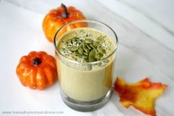 Pumpkin-Protein-Smoothie