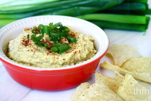 Healthy Artichoke Dip (Vegan, Gluten-Free, Dairy-Free)