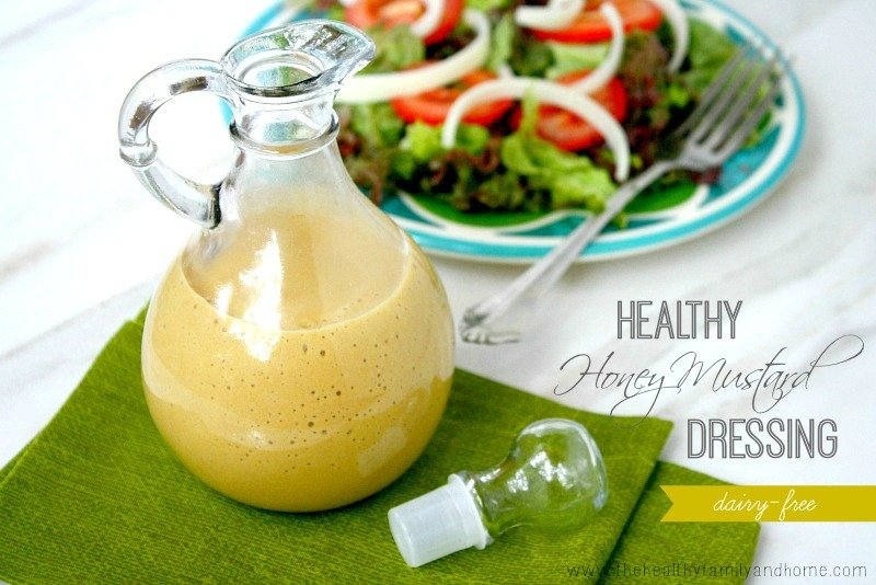 Healthy-Honey-Mustard-Dressing