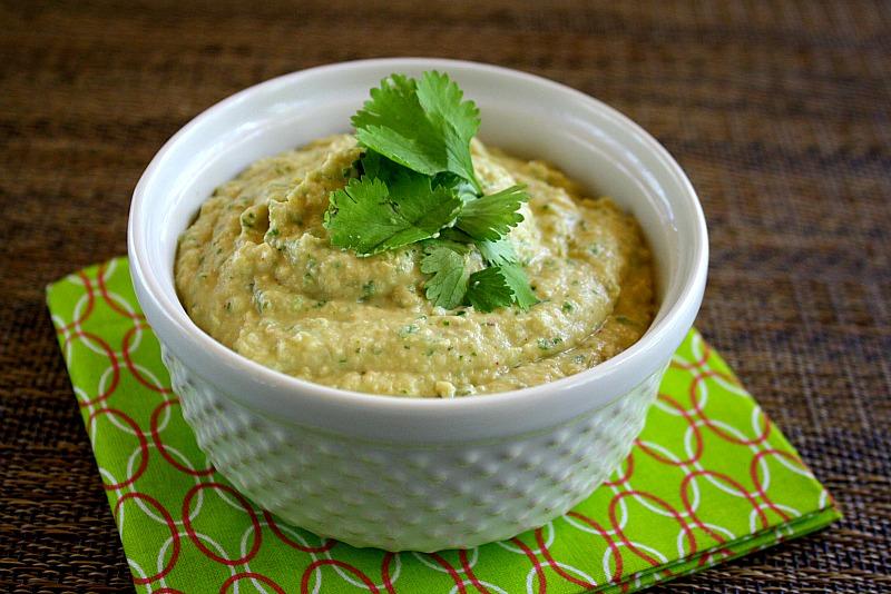Jalapeno-Lime-Hummus