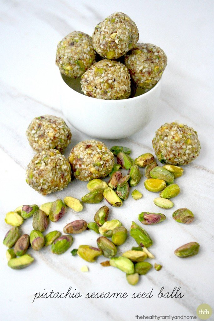 Raw Honey Date Sesame Balls Recipes — Dishmaps