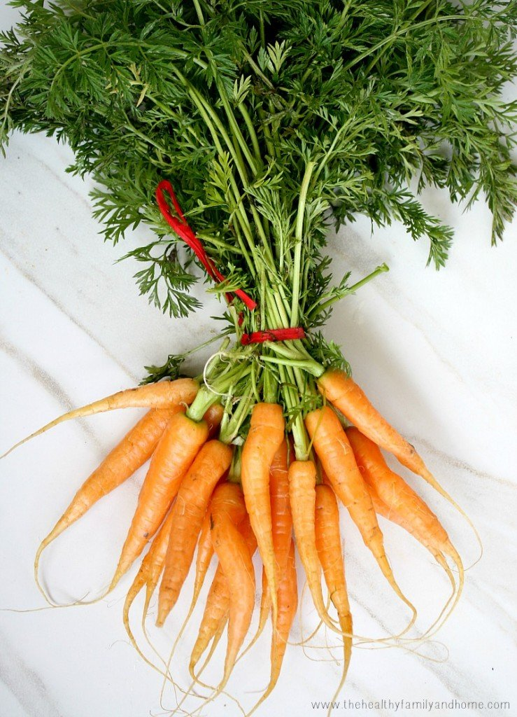 Organic Carrots | The Healthy Family and Home