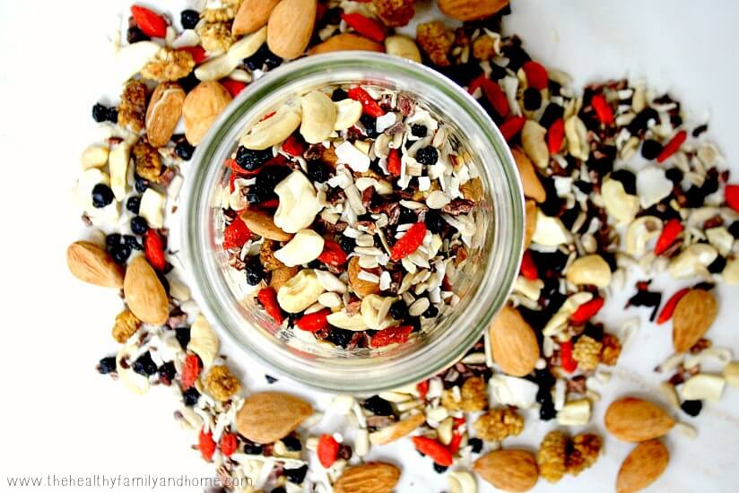 Superfood Fruit Nut And Seed Snack Mix The Healthy Watermelon Wallpaper Rainbow Find Free HD for Desktop [freshlhys.tk]