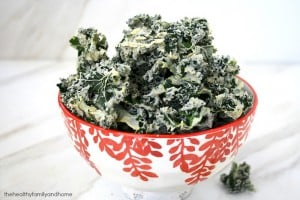 Habanero Kale Chips (Raw, Vegan, Gluten-Free, Dairy-Free, Paleo-Friendly)